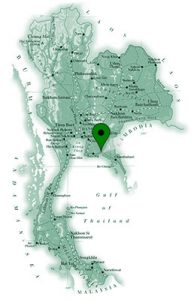 Rayong-Location-Map